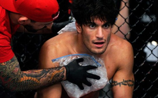 Image for The Ultimate Fighter winners Elias Theodorou and Eddie Gordon open to fighting each other at UFC Fight Night 54 in Halifax