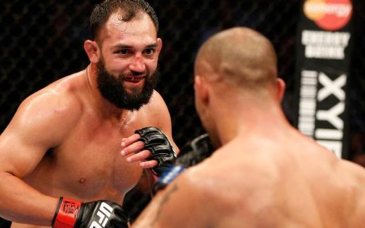 Image for Johny Hendricks evolves as a mixed martial artist in victory