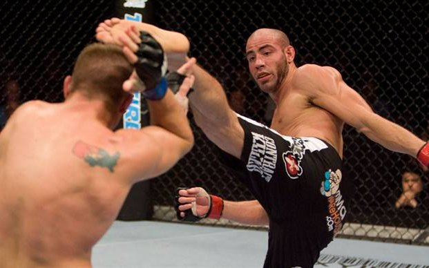 Image for Ben Saunders re-signs with the UFC