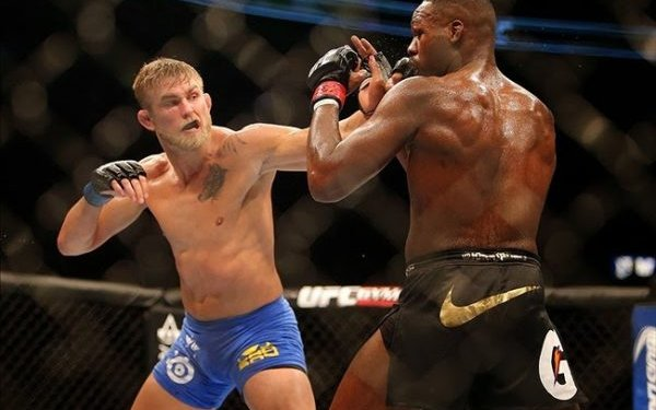 Image for Jon Jones vs. Anthony Johnson for May, possibly UFC 187