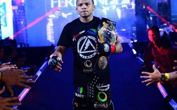 Image for Bibiano Fernandes' Top 3 Moments In ONE Championship
