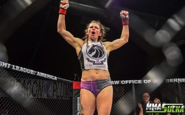 Image for Eye of the Storm MMA Podcast Ep. 13 – Colleen Schneider