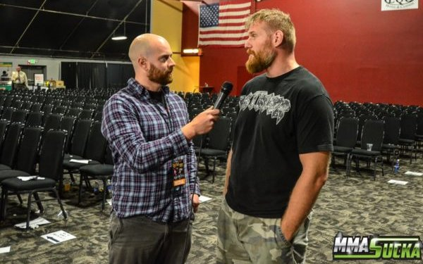 Image for Video: Josh Barnett talks SFL 35 fighters, the heavyweight division, his podcast and more