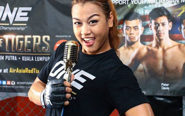 Image for Ann Osman eager to enjoy home crowd's adulation, eyes 115-lbs title