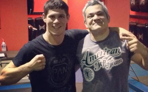 Image for Charles Rosa vs Sean Soriano set for UFC Fight Night 59