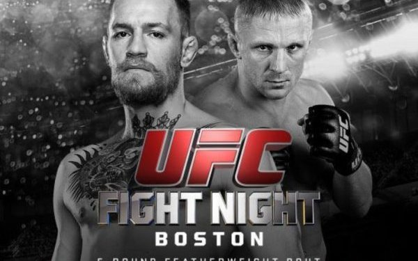 Image for Conor McGregor vs Dennis Siver UFC Fight Night 59 highlights