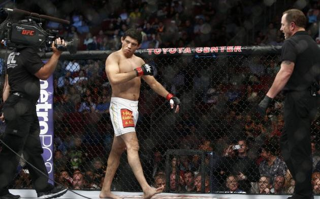 Image for Melendez steps in for Green, takes on Iaquinta at UFC Fight Night 71