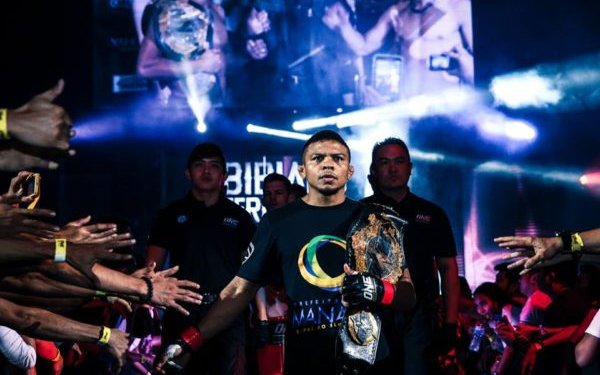 Image for Bibiano Fernandes Will Never Back Down From A Challenge