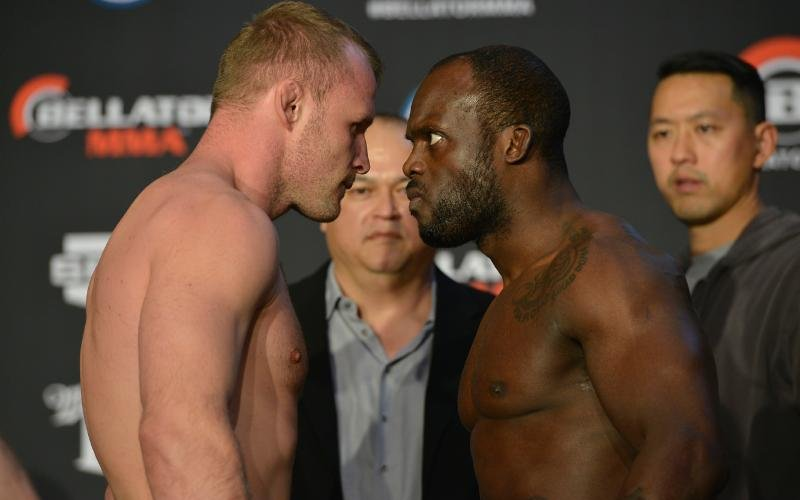 Image for Watch the Bellator 133 live stream on MMASucka.com at 5pm PT/8pm ET