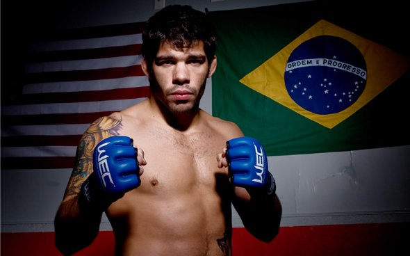 Image for Raphael Assuncao injured, out of UFC Fight Night 62 main event with Urijah Faber