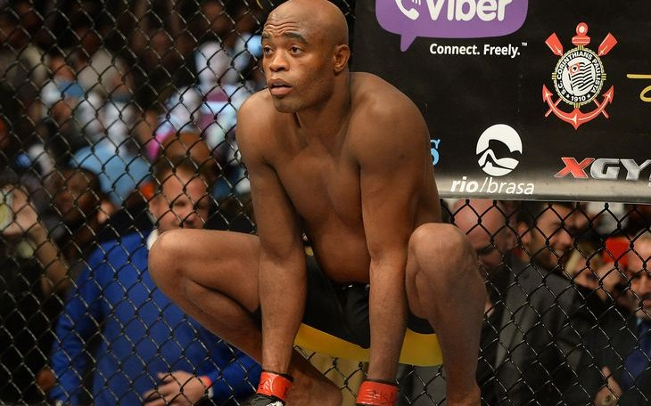 Image for Anderson Silva receives hard punishment following NSAC hearing