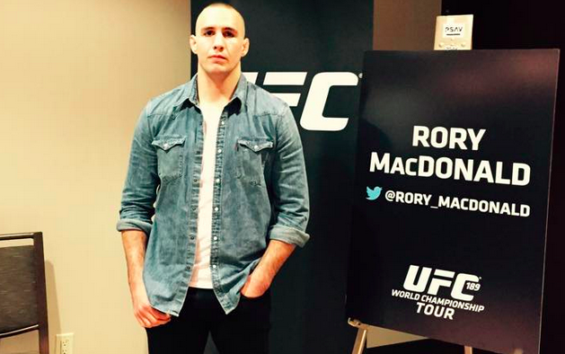 Image for Video: UFC Fight Night 54 kick-off press conference replay