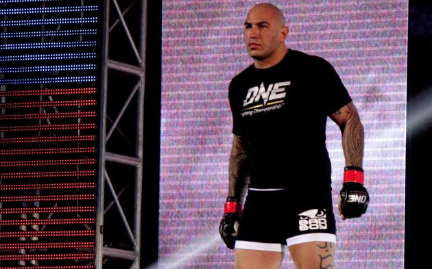 Image for Brandon Vera gets new opponent for ONE title fight on Friday