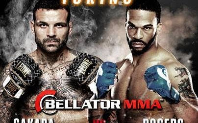 Image for Sakara/Rogers, Melvin Manhoef, Kevin Ross and Raymond Daniels announced for Bellator MMA/Oktagon Kickboxing co-promotion in Italy