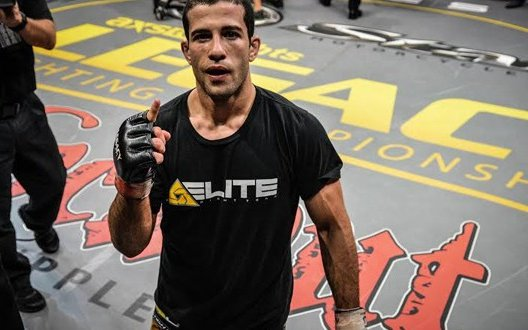 Image for Augusto 'Tanquinho' Mendes faces Charles Rosa in Boston on Sunday