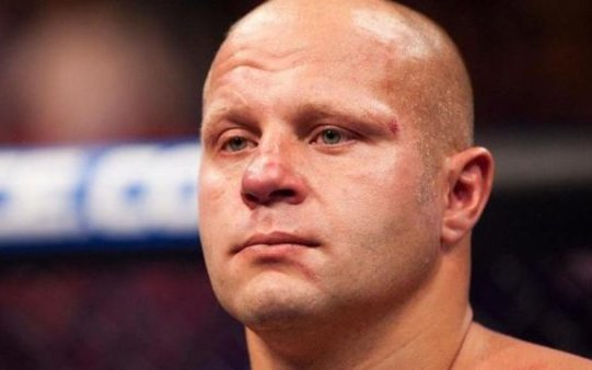 Image for Leave Fedor alone