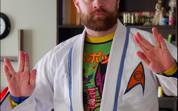Image for MMASucka Product Review: Fusion Fight Gear's Mr. Spock BJJ Gi
