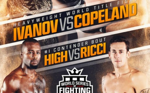 Image for WSOF 31 Main Card Complete With Three New Bouts