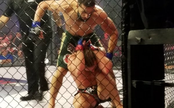 Image for Titan FC 38 results: Muhammad trounces Carl to capture vacant welterweight title