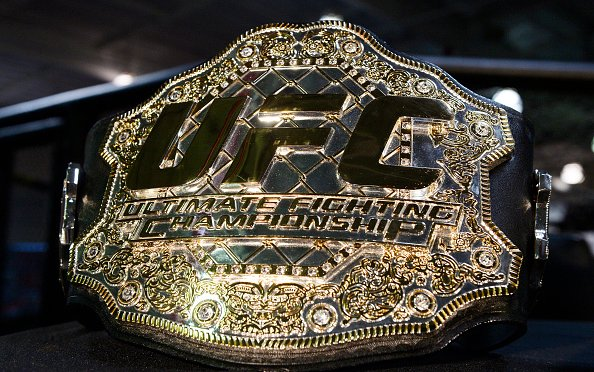 Image for How to Spot a Champion UFC Fighter