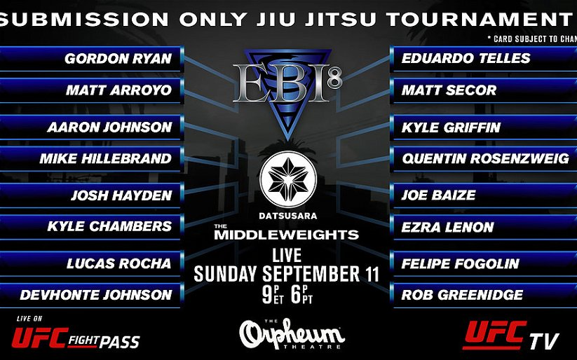 Image for EBI 8 Results