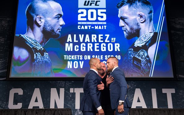 Image for UFC 205 Results and Reactions