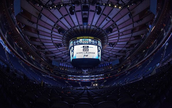 Image for Reflection on the long road to legalization of MMA in New York