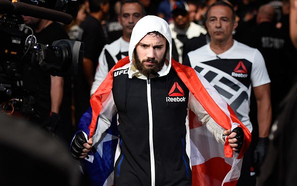 Image for Jimmie Rivera, Bryan Caraway to co-main event in Phoenix