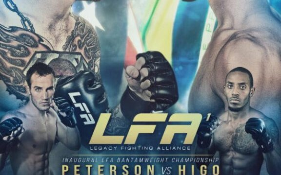 Image for RFA and Legacy FC champions collide in LFA 1 main event
