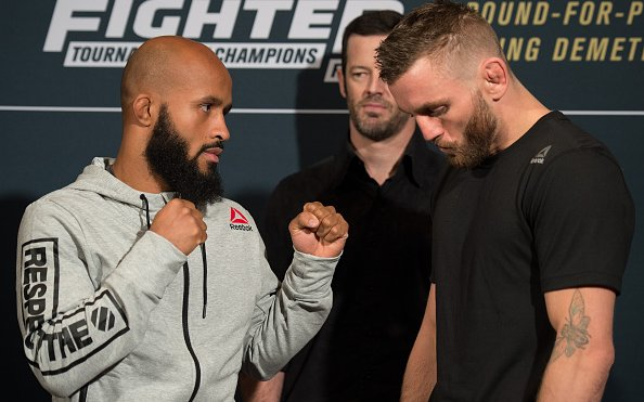 Image for Flyweight Problems – should Demetrious Johnson move up?