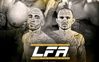 Image for Legacy Fighting Alliance 2 Live Results