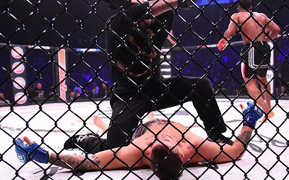 Image for MMA Sucka's 'Knockout of the Month' for January 2017: Paul Daley shocks Brennan Ward