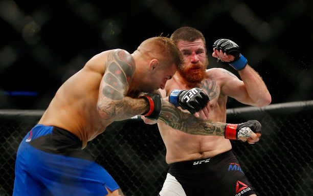 Image for MMA Sucka's 'Fight of the Month' for February 2017: Veteran lightweights go to war at UFC 208