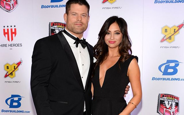 Image for Brian Stann and Nicole Dabeau named as 2017 Fighters Only World MMA Awards hosts