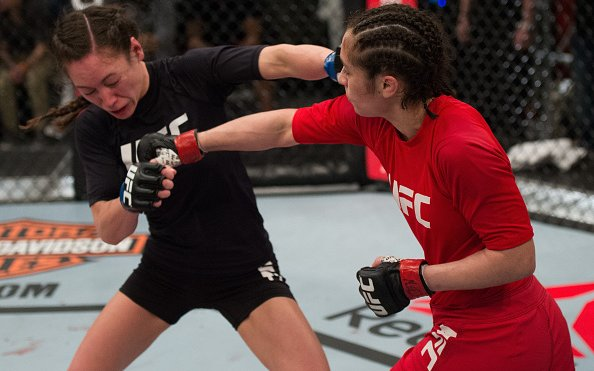 Image for Ashley Cummins Eager to Make Atomweight Debut at Invicta FC 22