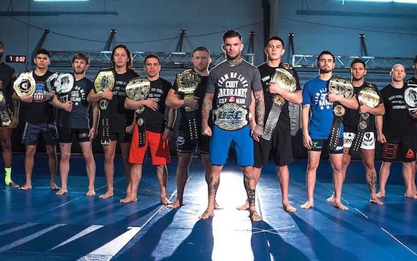 Image for Teammates Tyler Diamond and Joseph Morales Auditioning for UFC This Weekend?
