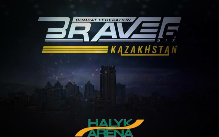 Image for Brave Combat heads to Kazakhstan; holds inaugural event on April 29th