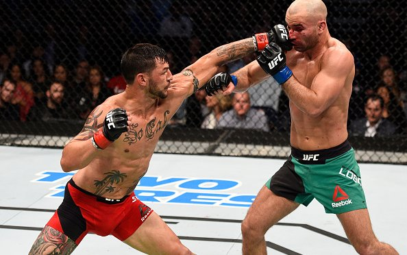 Image for UFC Free Fight: Cub Swanson vs Dennis Siver