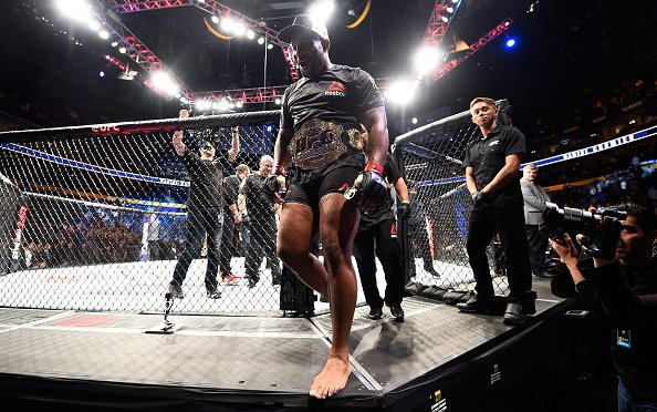 Image for Daniel Cormier Becomes Second Active Two Division UFC Champ