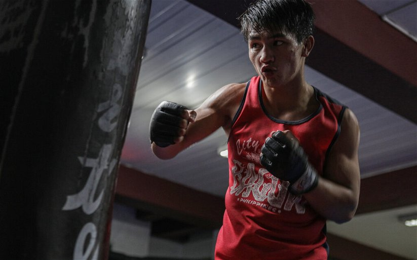 Image for Unbeaten Danny Kingad excited for the challenge that is Muhammad Aiman