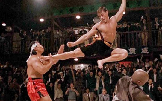 Image for IADF hits Singapore shores; UFC vet Will Chope, Jean-Claude Van Damme feature