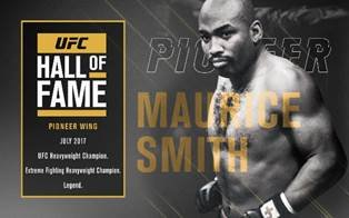 Image for Pioneer Maurice Smith named to 2017 UFC Hall of Fame class
