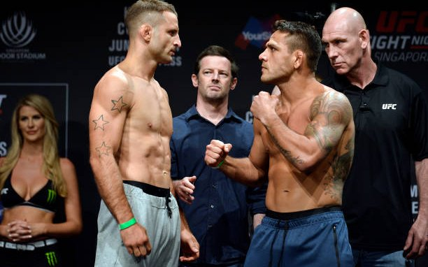 Image for Before the battle: UFC Fight Night 111