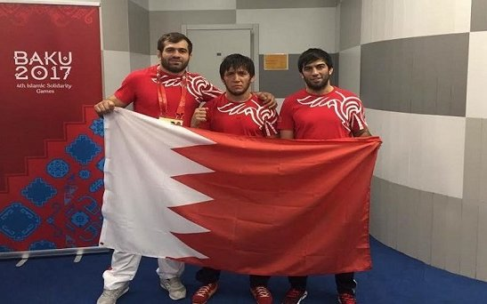 Image for Brave News #2: Eldarov coaches Bahrain's IMMAF Team; Kooheji, Al Selwady and Harris compete in grappling