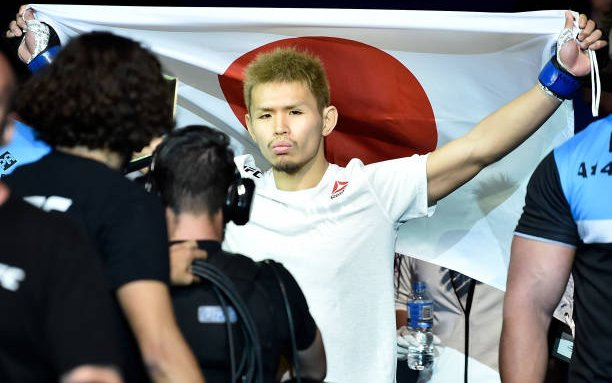 Image for Welterweight King of Pancrase Daichi Abe fights at UFC Fight Night 117 in Japan