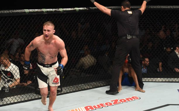 Image for Why the debut of Justin Gaethje is Unmissable