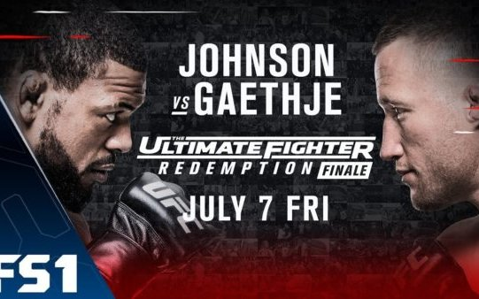 Image for The Ultimate Fighter: Redemption Finale Live Results