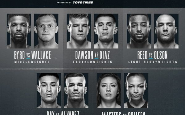 Image for Tuesday Night Contender Series: Week 6 – Live Results