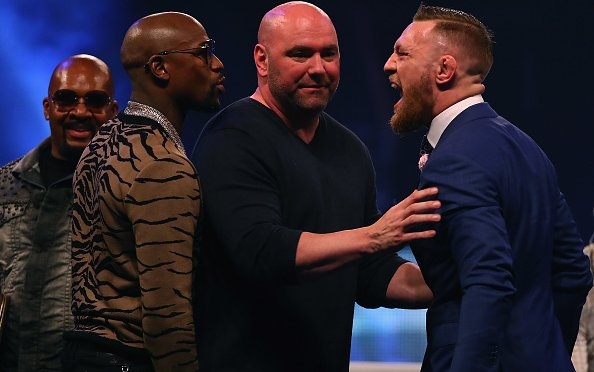 Image for Ultimate Fighting Weekly Ep. 84 – Dana White on Conor McGregor