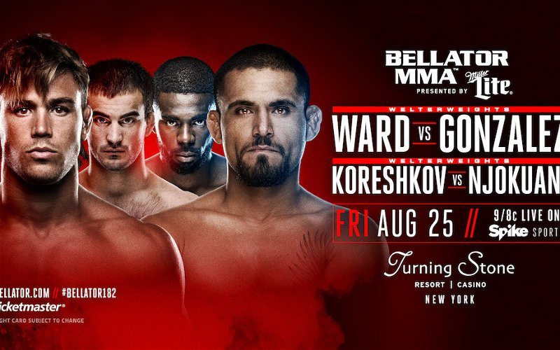 Image for Watch the Bellator 182 weigh-ins live on MMASucka.com